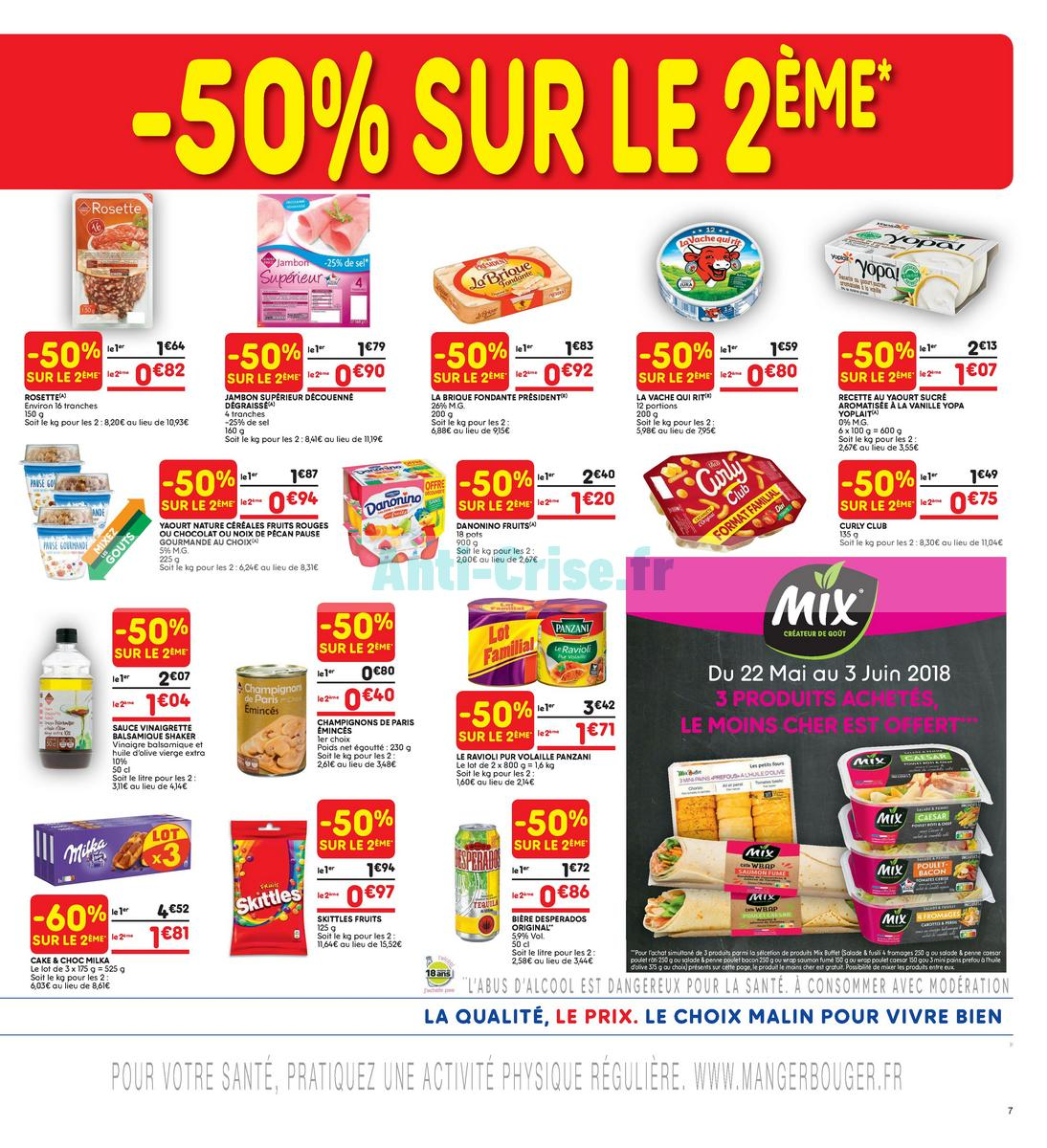 Catalogue Leader Price du 22 mai au 3 juin 2018 (Le Mois 100% Remboursé Vague 2) (7)