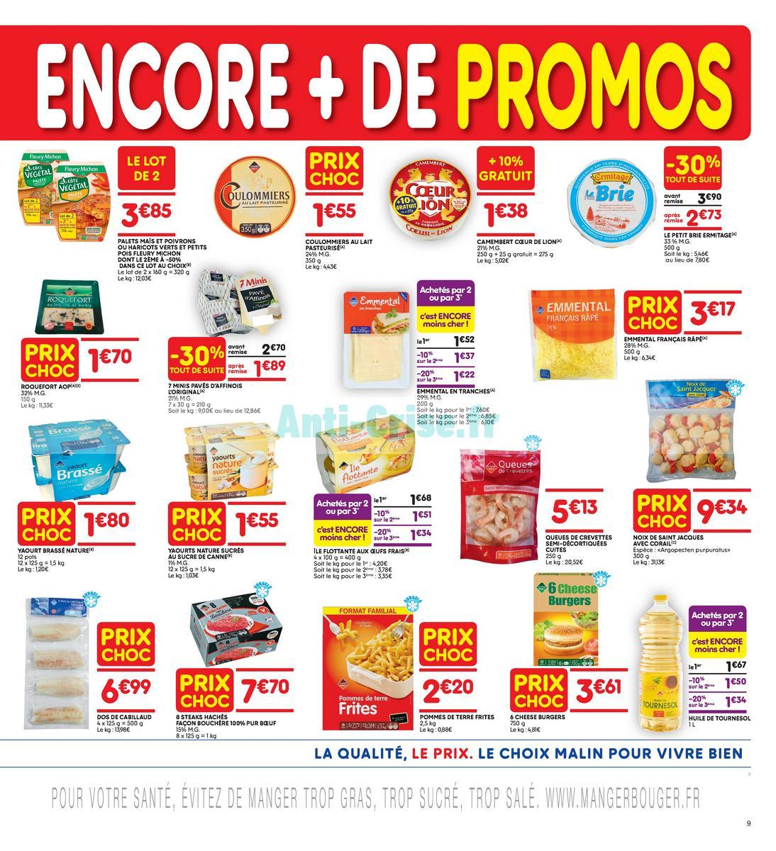 Catalogue Leader Price du 22 mai au 3 juin 2018 (Le Mois 100% Remboursé Vague 2) (9)