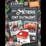Catalogue Leclerc du 21 au 26 mai 2018 (Dept 65)