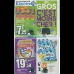 Catalogue Leclerc du 22 au 26 mai 2018 (Nord)