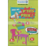 Catalogue Leclerc du 22 mai au 2 juin 2018 (Nord-Est)