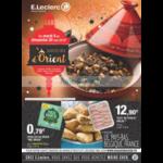 Catalogue Leclerc du 8 au 20 mai 2018 (IDF Nord - Ramadan)