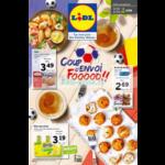 Catalogue Lidl du 6 au 12 juin 2018