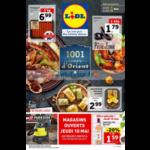 Catalogue Lidl du 9 au 15 mai 2018