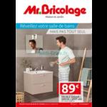 Catalogue Mr Bricolage du 30 mai au 1er juillet 2018