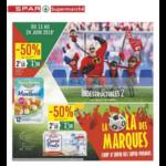 Catalogue Spar du 13 au 24 juin 2018 (Supermarché)