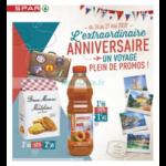 Catalogue Spar du 16 au 27 mai 2018