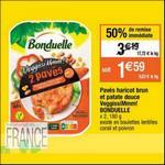 Bon Plan Pavés Veggissimmm! Bonduelle chez Cora - anti-crise.fr