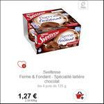 Bon Plan Sveltesse Ferme & Fondant Chocolat chez Intermarché - anti-crise.fr