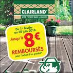Offre de Remboursement Clairland : Jusqu'à 8€ Remboursés sur Actif Présent dans la Nature - anti-crise.fr