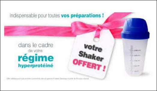 Bon Plan Gerlinéa : Recevez Votre Shaker Gratuit - anti-crise.fr