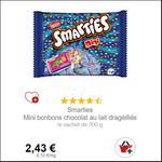 Bon Plan Smarties Mini partout - anti-crise.fr