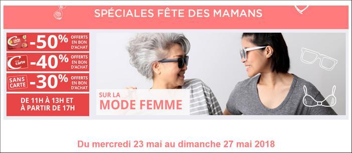Bon Plan Sous-Vêtements chez Géant Casino - anti-crise.fr