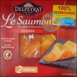 Offre de Remboursement Delpeyrat : Saumon Fumé 100% Remboursé en Bons - anti-crise.fr