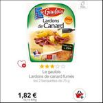 Bon Plan Lardons de Canard Le Gaulois chez Intermarché - anti-crise.fr