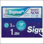 Bon Plan Dentifrice Signal White Now chez Leclerc - anti-crise.fr