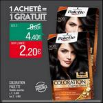 Bon Plan Coloration Palette Schwarzkopf chez Match - anti-crise.fr