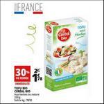 Bon Plan Tofu Céréal Bio chez Auchan - anti-crise.fr