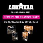 Offre de Remboursement Lavazza : Café Moulu Satisfait ou 100% Remboursé - anti-crise.fr