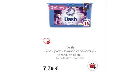 Bon Plan Dash Pods 3en1 partout - anti-crise.fr