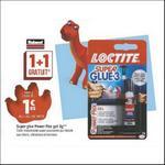 Bon Plan Super Glue-3 Loctite chez Géant Casino - anti-crise.fr