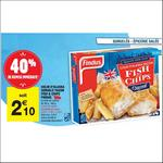 Bon Plan Fish & Chips Findus chez Carrefour Market - anti-crise.fr