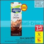 Bon Plan Boisson Végétale Alpro chez Carrefour (22/05 - 28/05) - anti-crise.Fr