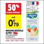 Bon Plan Boisson Alpro chez Carrefour Market (15/05 - 27/05) - anti-crise.fr