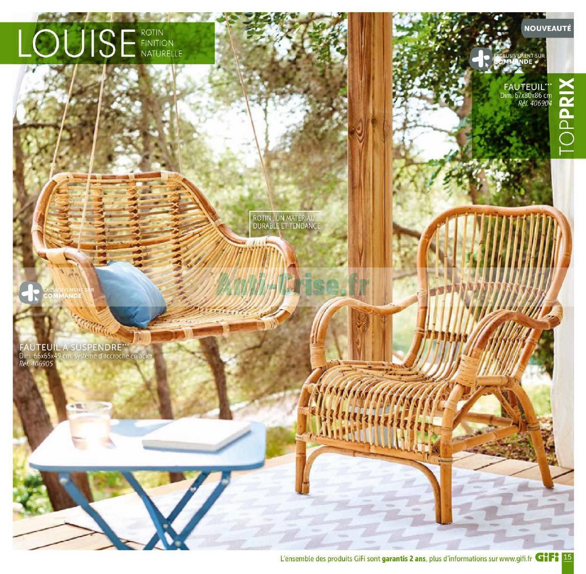 aout2018 Catalogue Gifi du 1er mai au 31 août 2018 (Plein Air) (15)