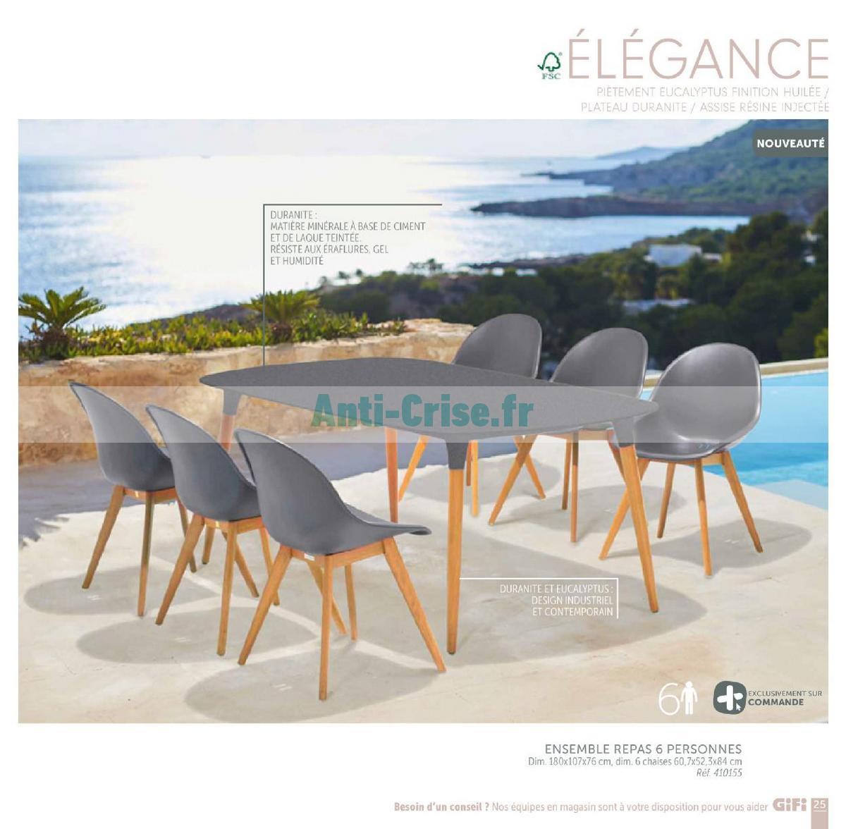 aout2018 Catalogue Gifi du 1er mai au 31 août 2018 (Plein Air) (25)