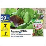 Bon Plan Salade Bonduelle chez Carrefour (22/05 - 28/05) - anti-crise.fr