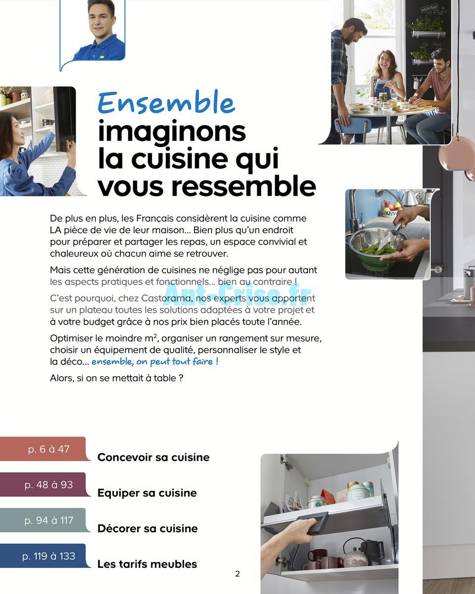 decembre2018 Catalogue Castorama du 15 mai au 31 décembre 2018 (Cuisine) (2)