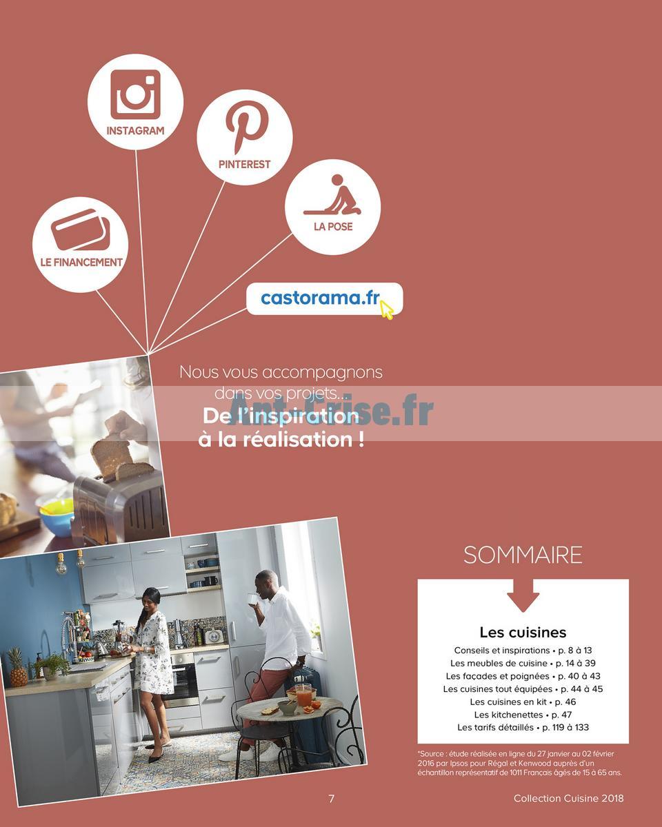 decembre2018 Catalogue Castorama du 15 mai au 31 décembre 2018 (Cuisine) (7)