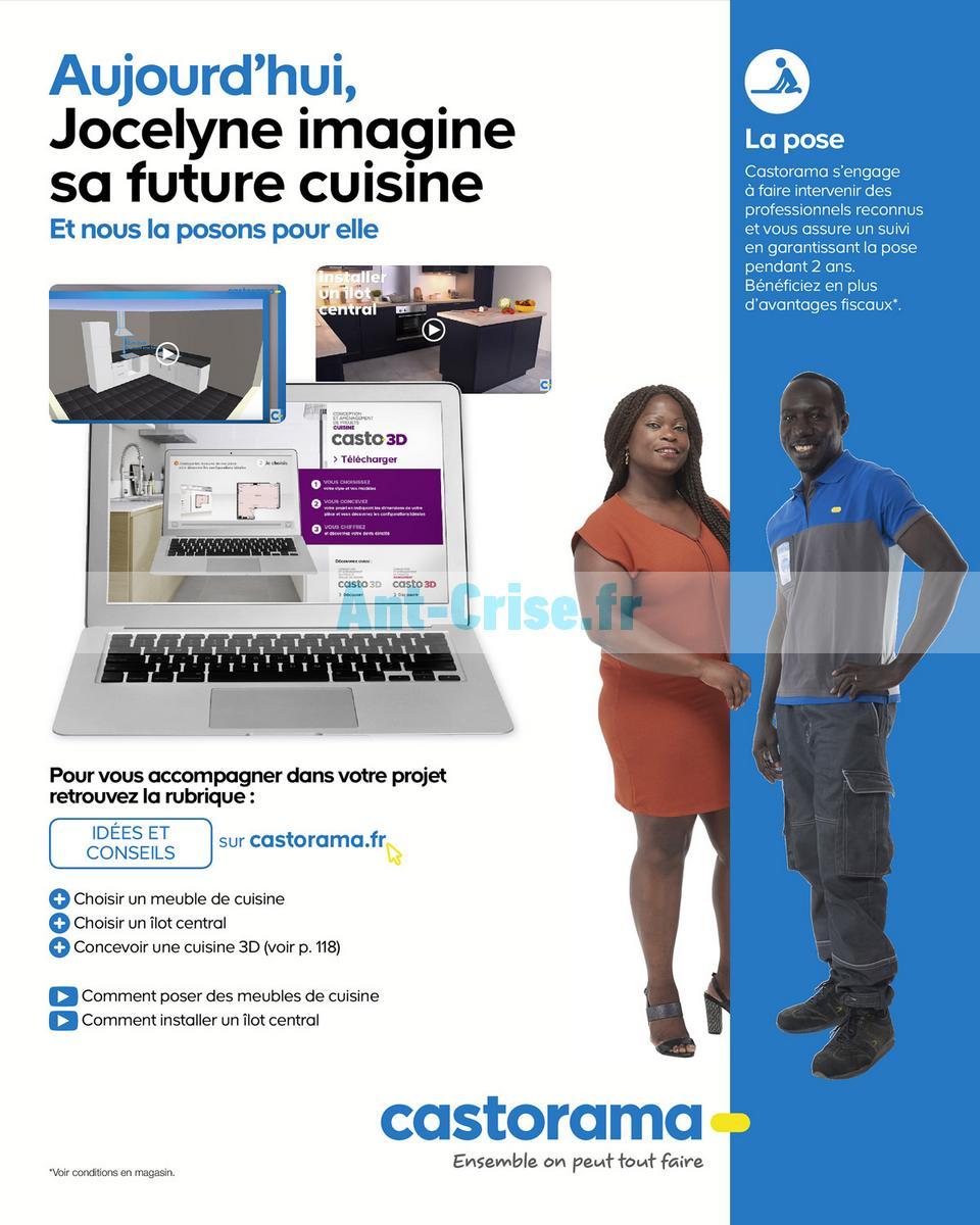 decembre2018 Catalogue Castorama du 15 mai au 31 décembre 2018 (Cuisine) (8)