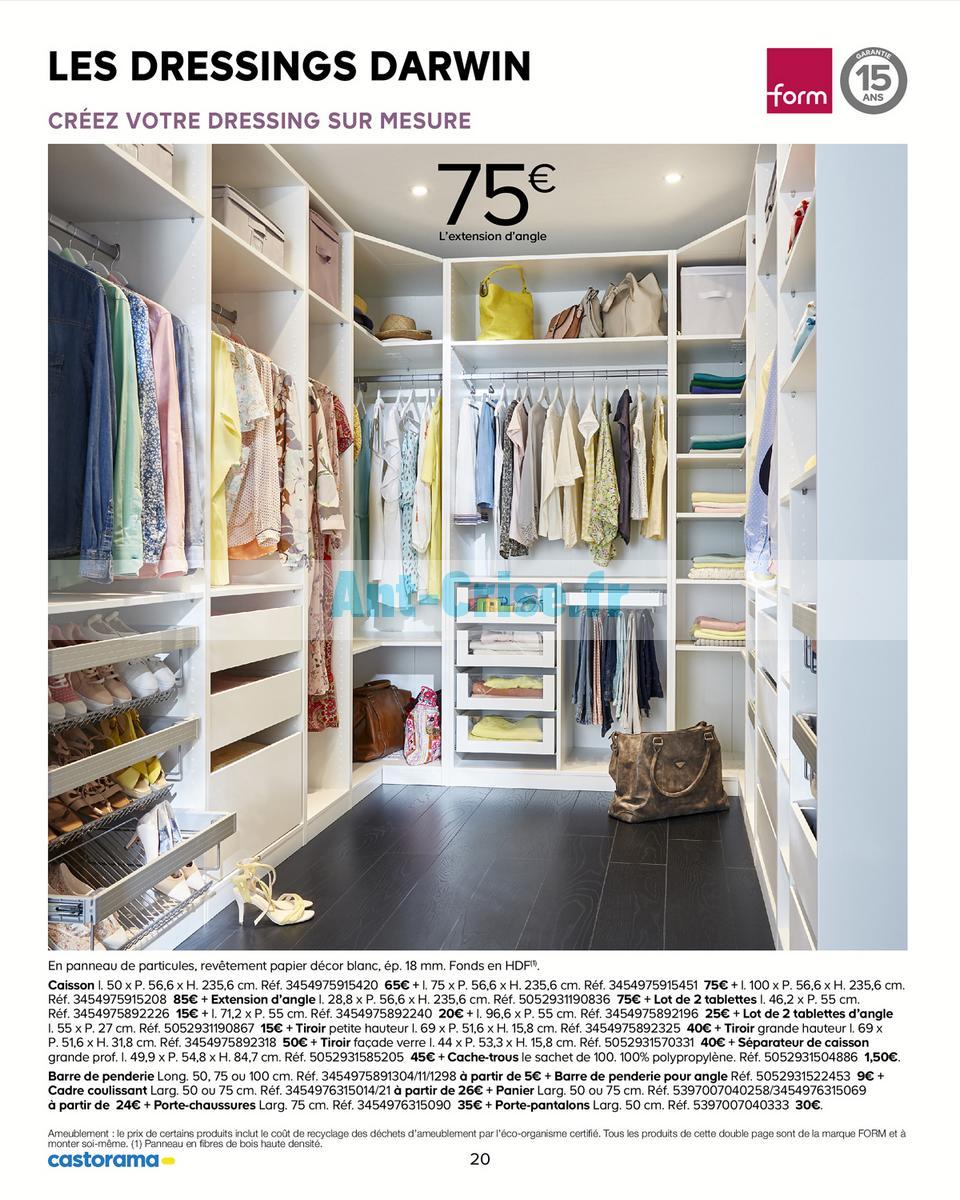 decembre2018 Catalogue Castorama du 15 mai au 31 décembre 2018 (Rangements) (20)