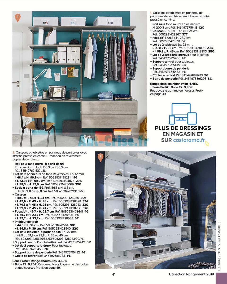 decembre2018 Catalogue Castorama du 15 mai au 31 décembre 2018 (Rangements) (41)