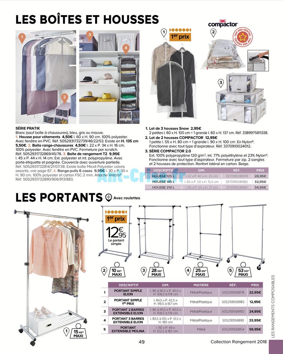 decembre2018 Catalogue Castorama du 15 mai au 31 décembre 2018 (Rangements) (49)