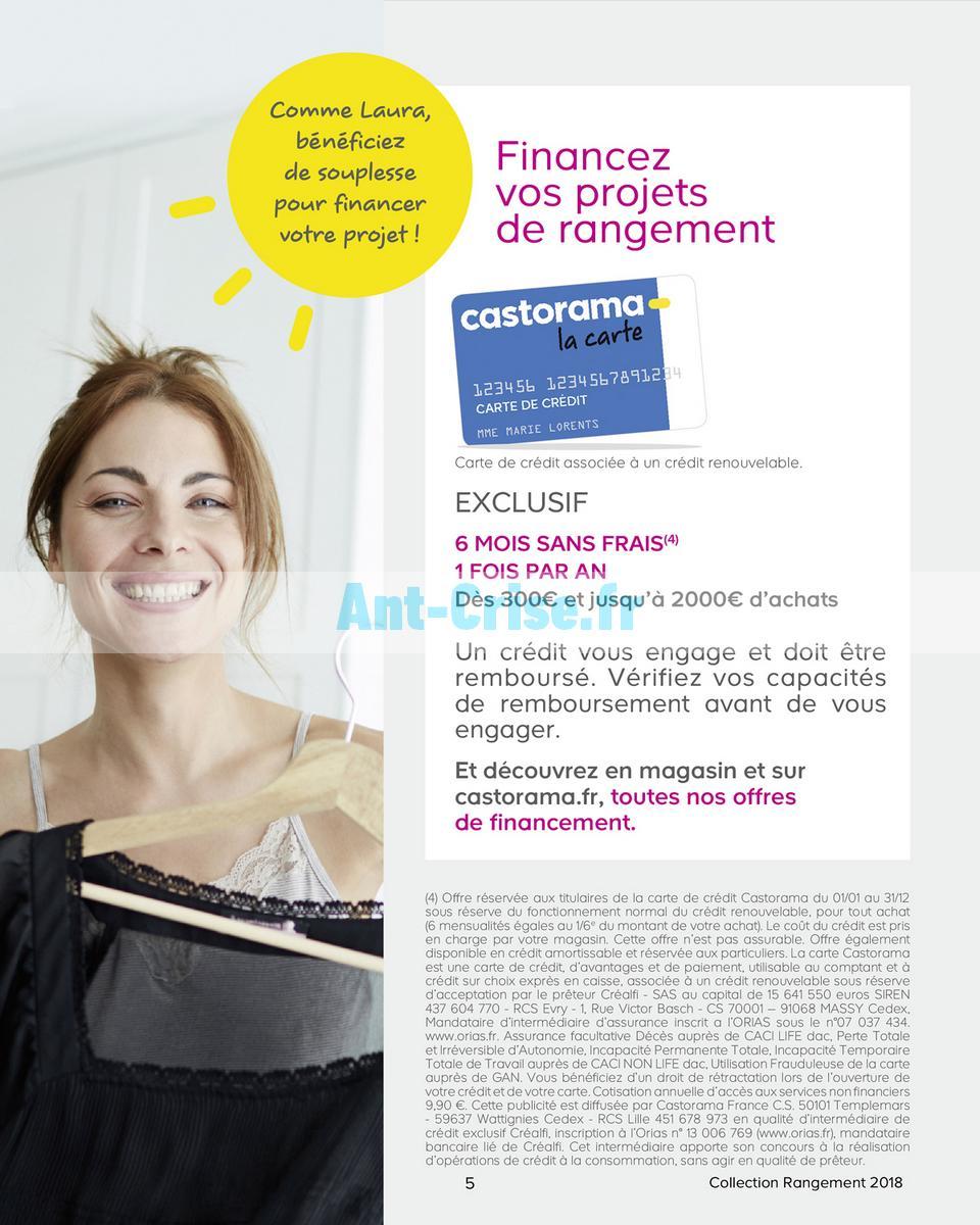 decembre2018 Catalogue Castorama du 15 mai au 31 décembre 2018 (Rangements) (5)