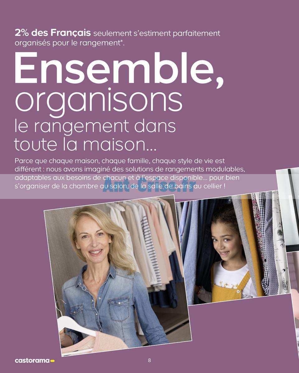 decembre2018 Catalogue Castorama du 15 mai au 31 décembre 2018 (Rangements) (8)