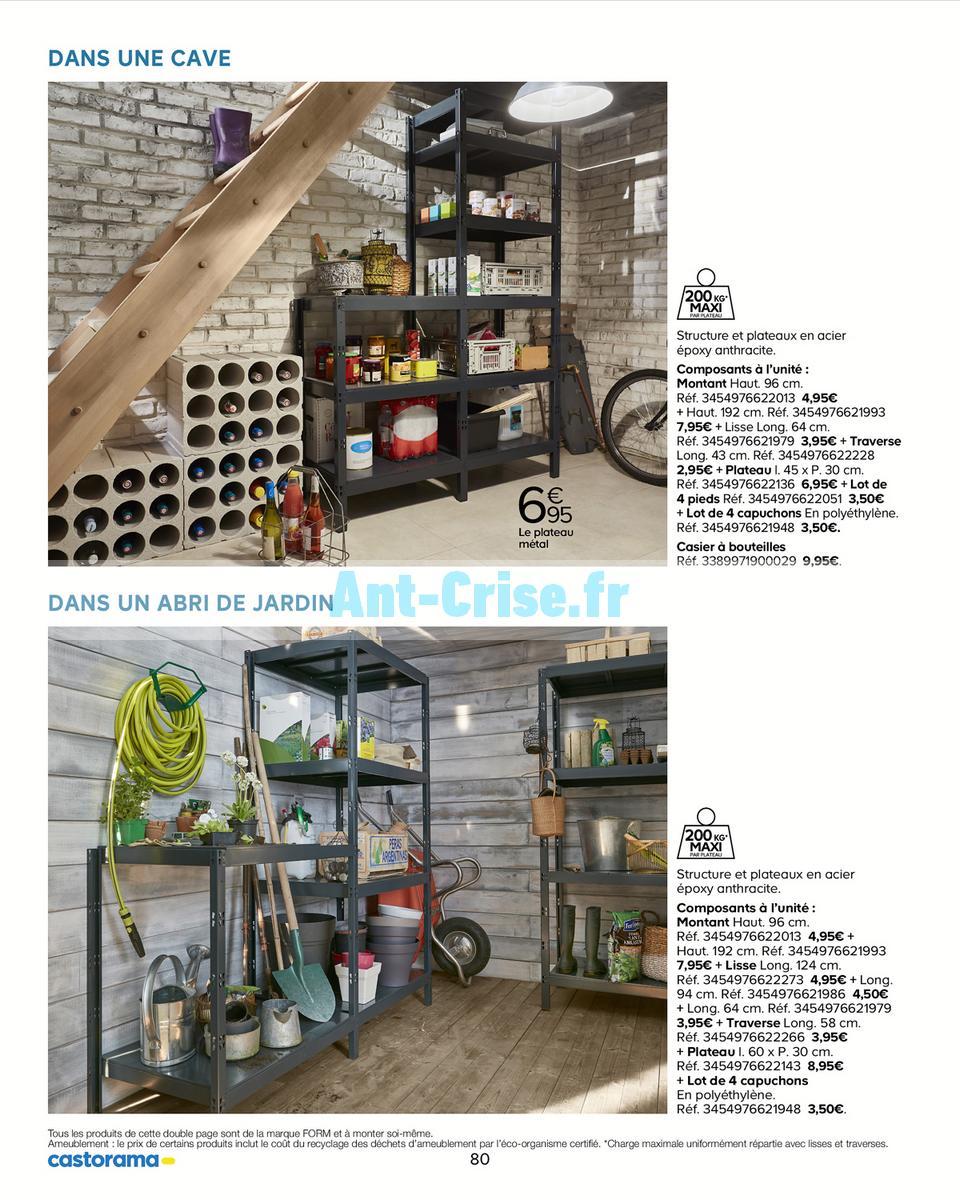 decembre2018 Catalogue Castorama du 15 mai au 31 décembre 2018 (Rangements) (80)