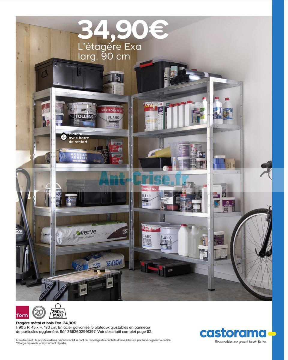 decembre2018 Catalogue Castorama du 15 mai au 31 décembre 2018 (Rangements) (96)