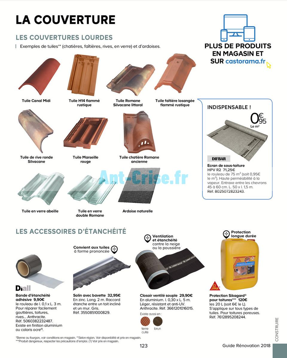 decembre2018 Catalogue Castorama du 15 mai au 31 décembre 2018 (Rénovation) (123)