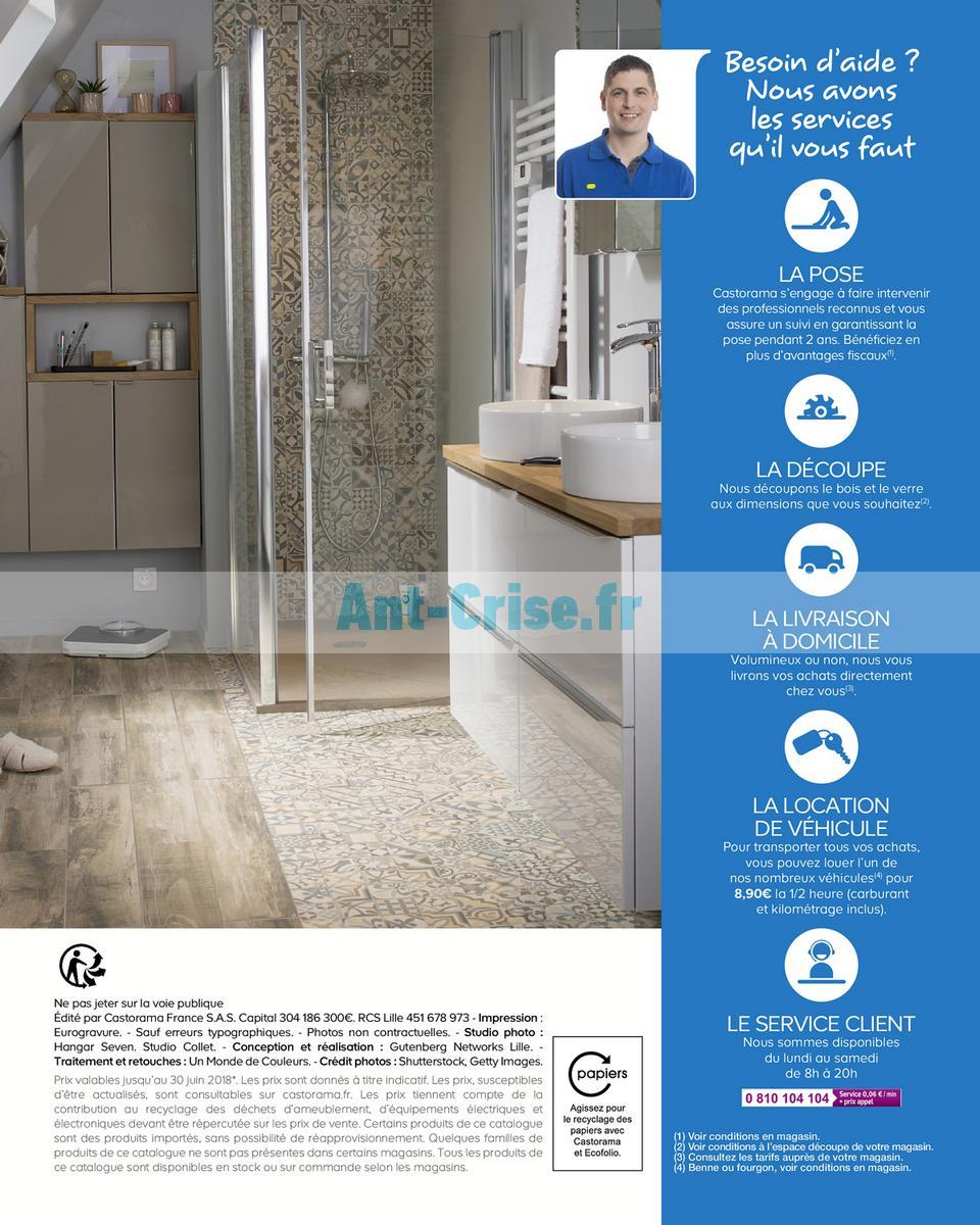 catalogue salle de bain castorama design peinture cuisine et salle de bain castorama argenteuil. Black Bedroom Furniture Sets. Home Design Ideas