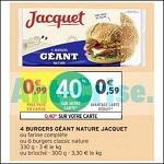 Bon Plan Burgers Jacquet chez Intermarché Hyper (15/05 - 27/05) - anti-crise.fr