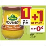 Bon Plan Moutarde Kühne chez Casino (08/05 - 21/05) - anti-crise.fr