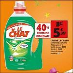 Bon Plan Lessive Lechat Sensitive chez Auchan (23/05 - 29/05) - anti-crise.Fr