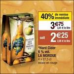 Bon Plan Hard Cider La Mordue chez Cora (15/05 - 21/05) - anti-crise.fr