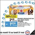 Bon Plan Sticks Dentastix de Pedigree chez Corar (15/05 - 21/05) - anti-crise.fr
