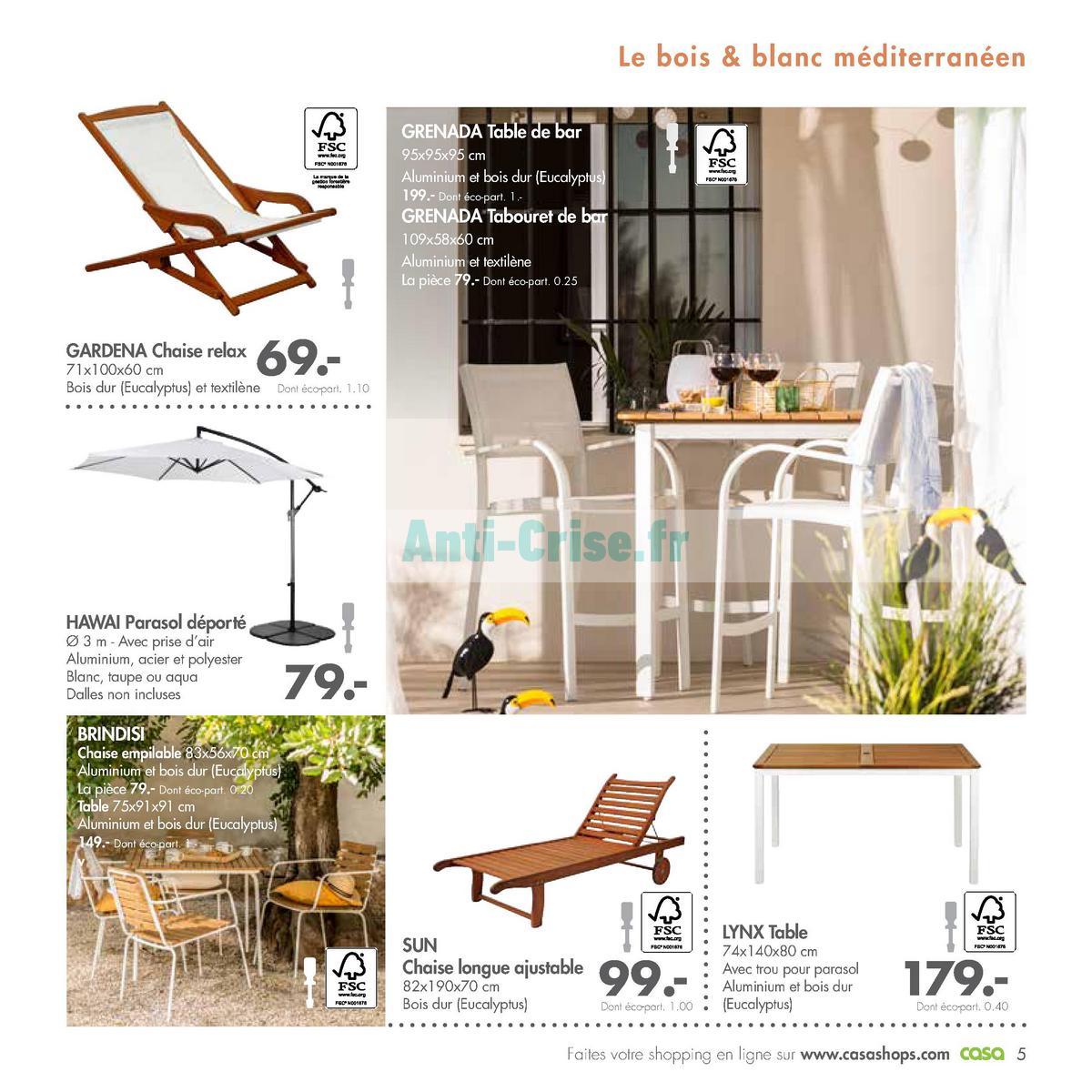 septembre2018 Catalogue Casa du 21 mai au 30 septembre 2018 (5)