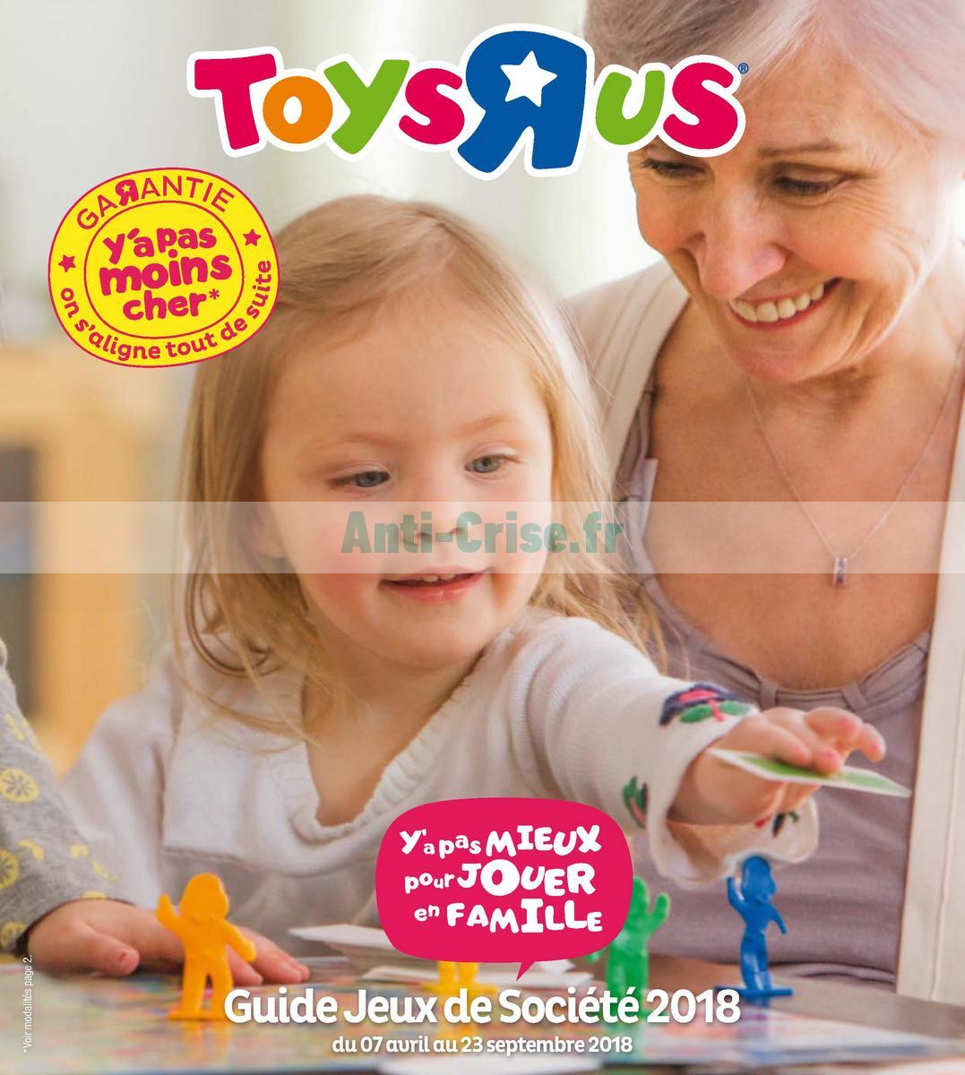 septembre2018 Catalogue Toys R Us du 7 avril au 23 septembre 2018 (Jeux de Société) (1)